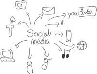 réseaux sociaux pour les professionnels
